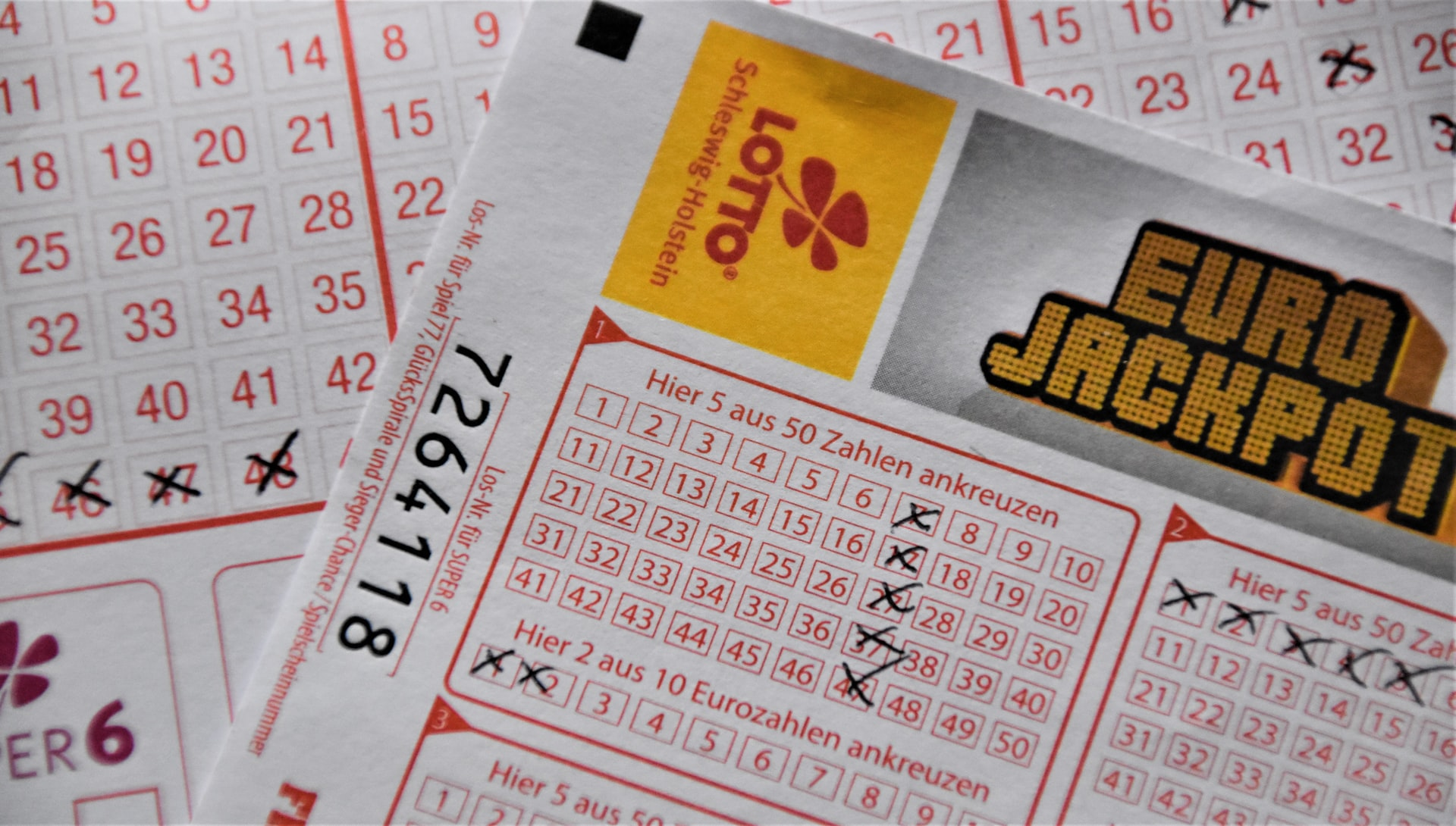 Lottery History From Ancient Times Until Present Day